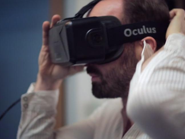 Виртуелна реалност