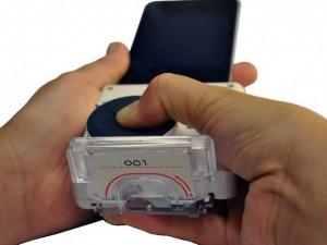 паметен телефон ХИВ-тест