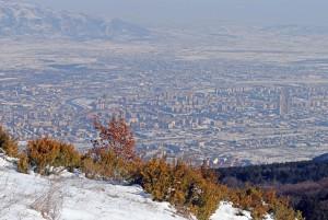 Скопје загадување Водно Skopje Vodno