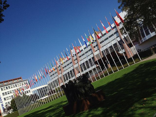 Совет на Европа