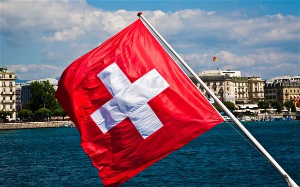 Швајцарија-знаме