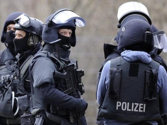 германска полиција