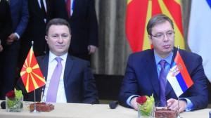 За Вучиќ денешната заедничка седница била поуспешна од предходната во белград, додека за Груевски овој формат на соработка е потврда за одличната соработка со Србија