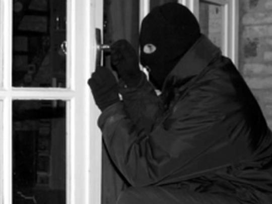 kradec provalnik