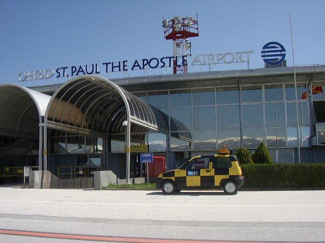 Охрид аеродром