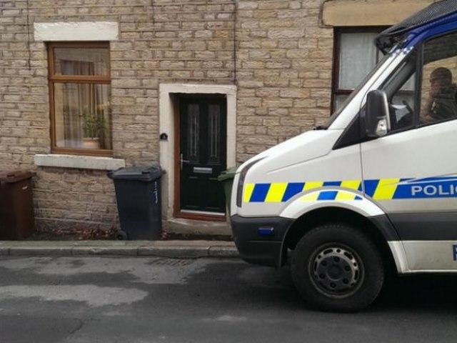 Полиција тероризам