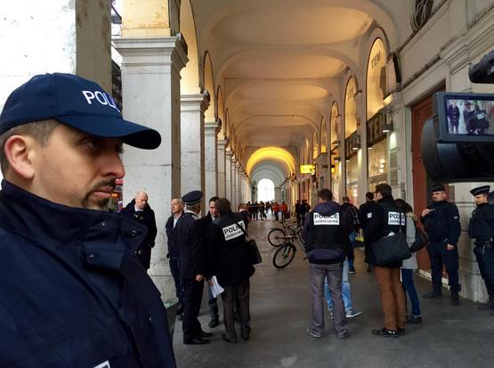 Франција полиција Ница