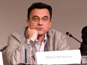 Никола Младенов