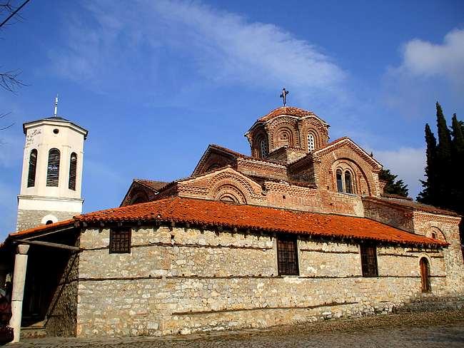 crkva sveti kliment