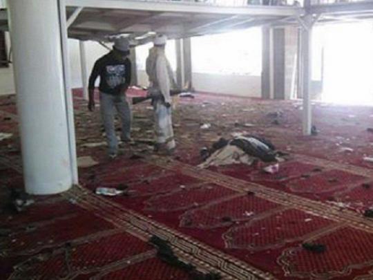 Сана џамија напад