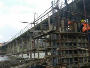 sanacija na most dolno konjari