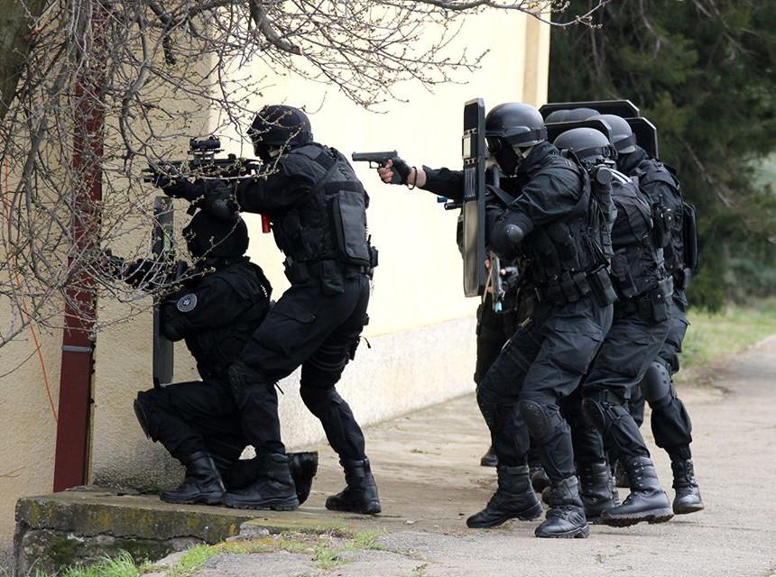 полицијаспецијални единици Тигри