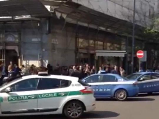 Милано суд