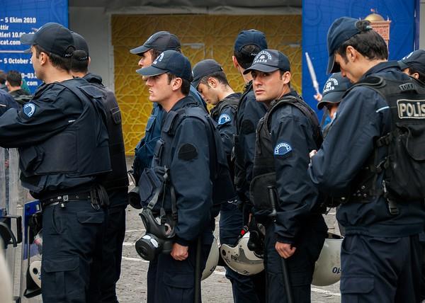 Турска полиција turska policija