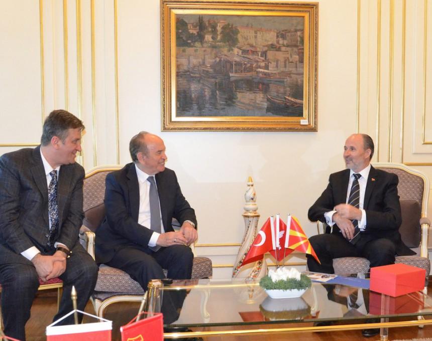 Sredba so gradonacalnik na Istanbul 2015 (1)