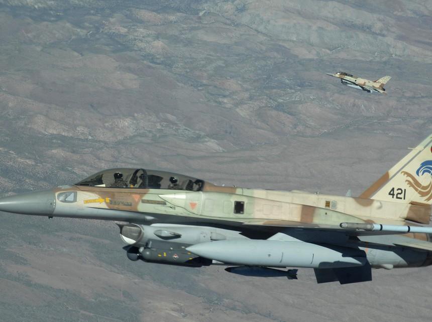 Израелски воени авиони