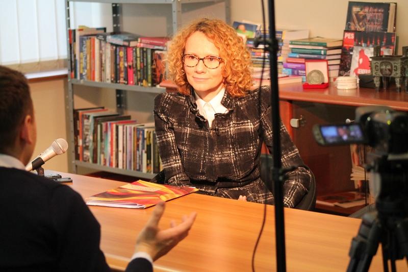 radmila shekerinska intervju