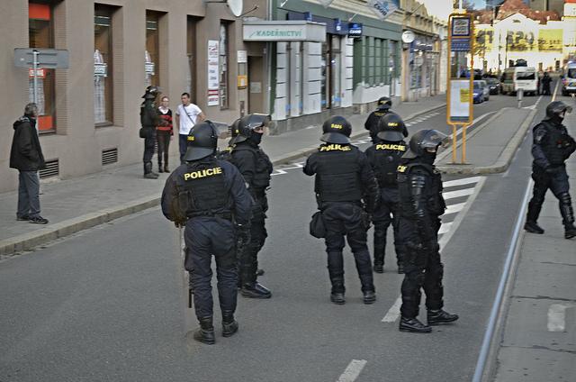 Чешка полиција