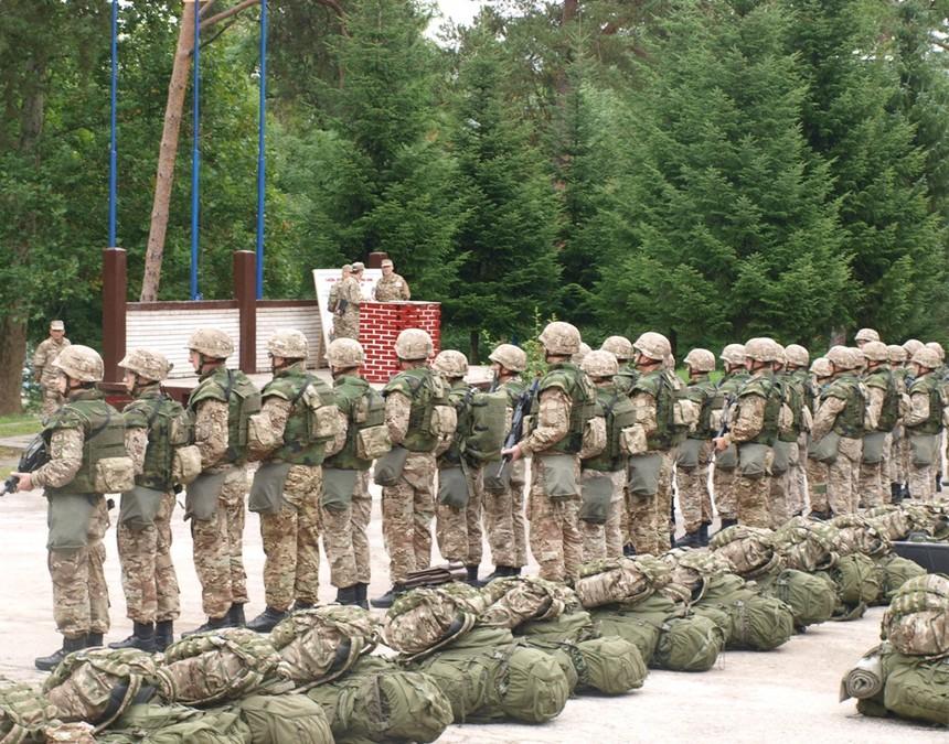 војска Црна Гора