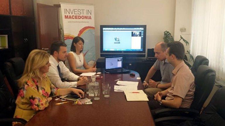 Invest in Macedonija