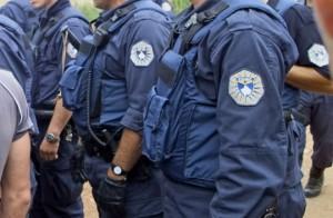 Косово полиција