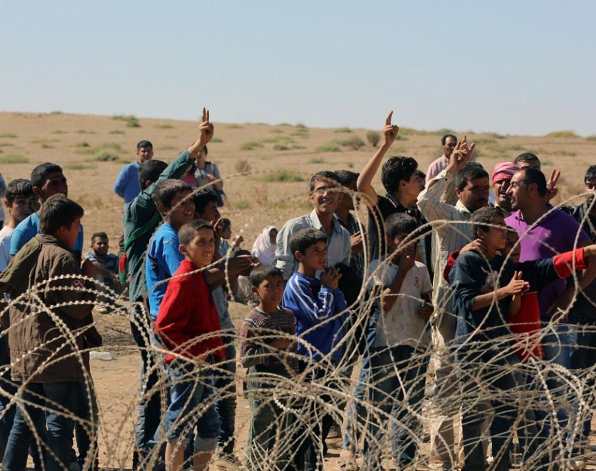 Турција Сирија бегалци