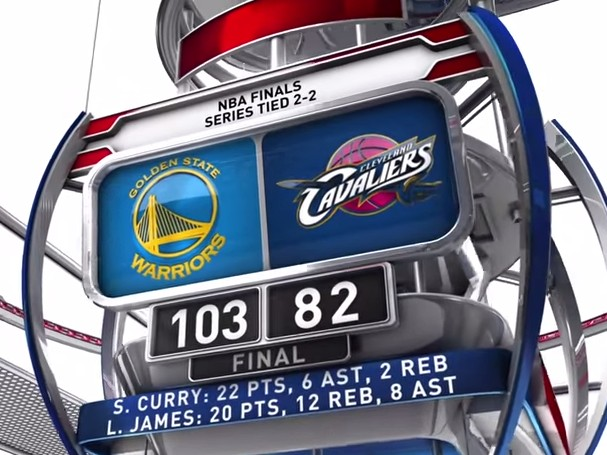 nba finals game 4