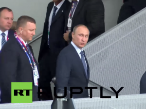 Владимир Путин бакнеж