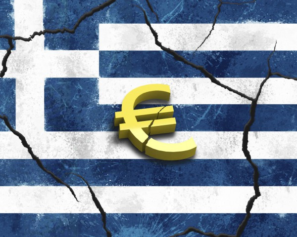 Грција евро