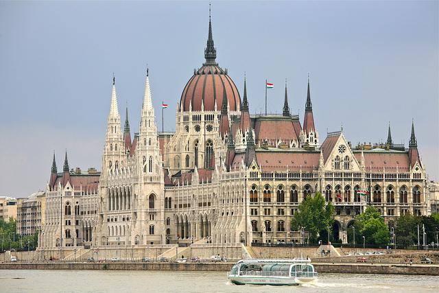 Унгарија парламент