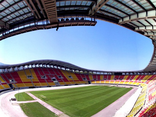 filip vtori stadion