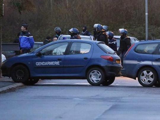 Париз франција полиција
