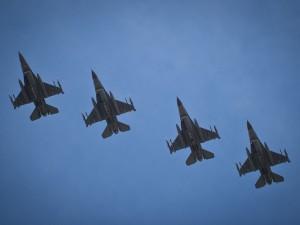 САД борбени авиони Ф-16