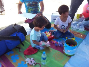 Деца-УНИЦЕФ-Мигранти