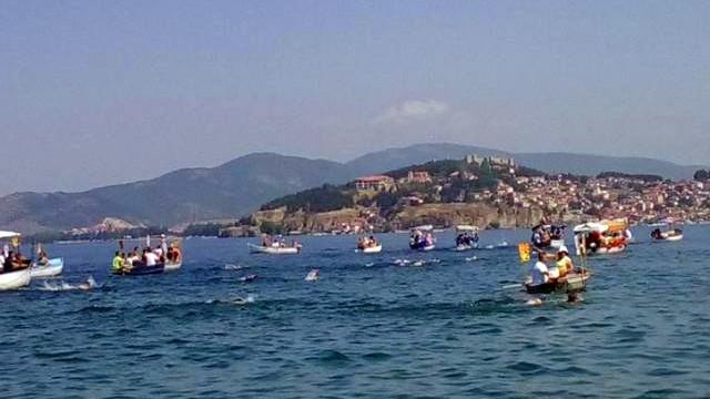 maraton vo Ohrid