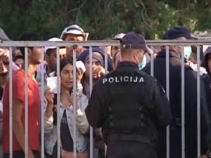 migranti preshevo
