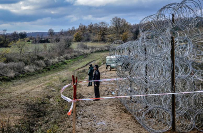 ungarija zica granica