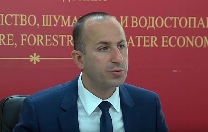 vanco kostadinovski ванчо костадиновски, заменик министер за земјоделство