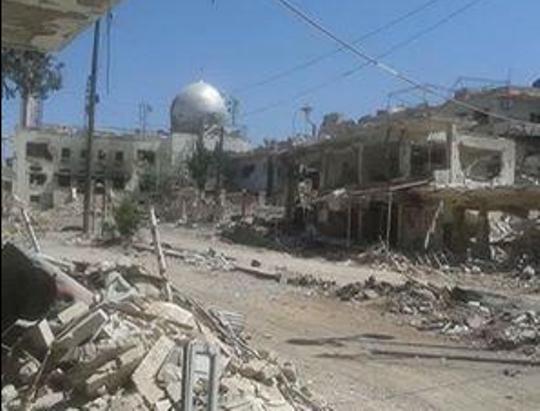 Забадани Сирија
