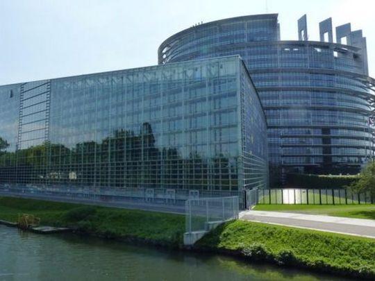 Evrorpski parlament strazbur