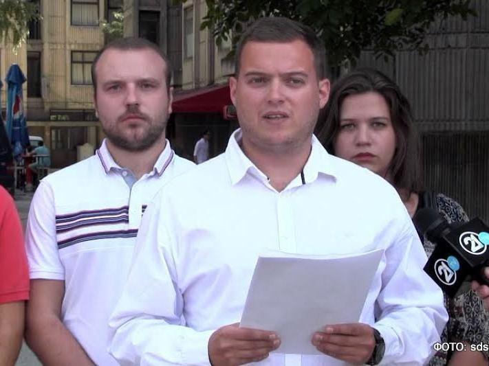 Дарко Каевски СДММ