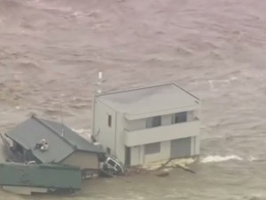 japonija, poplava