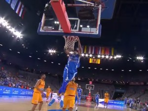 makedonija - grcija evrobasket
