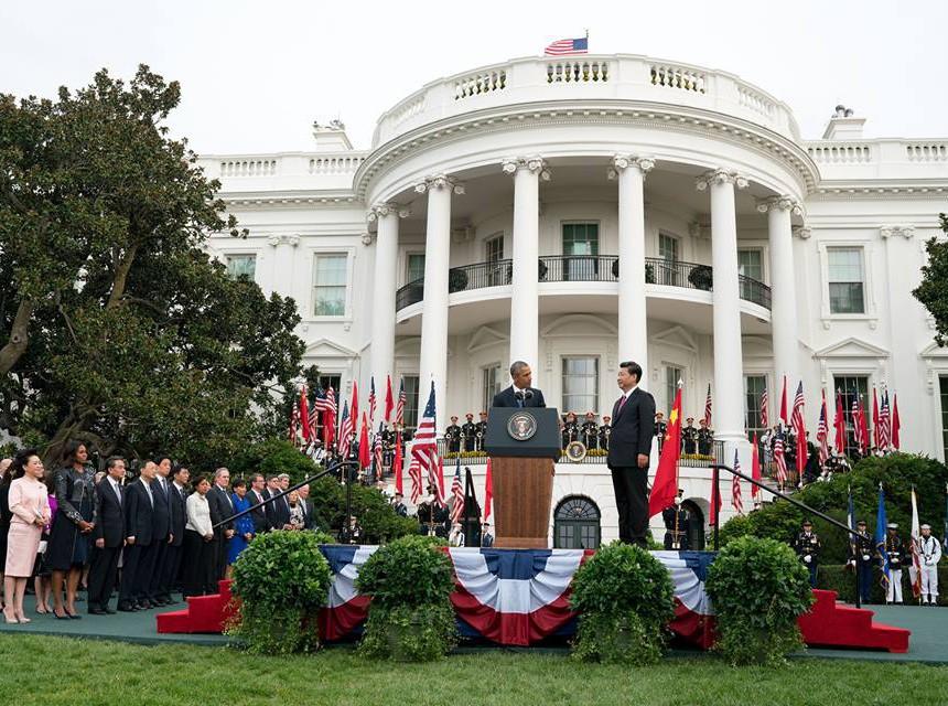 obama - kineski pretsedatel