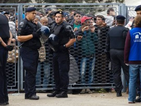 хрватска бегалци мигранти