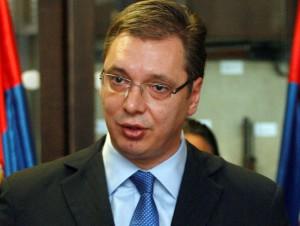 Aleksandar Vucic Вучиќ