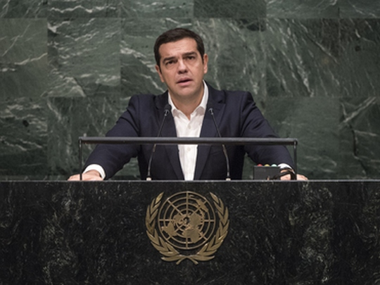 aleksis cipras UN