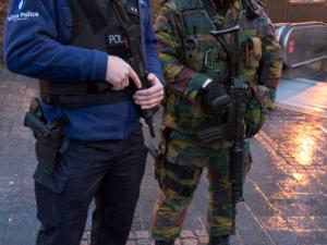 belgiska policija