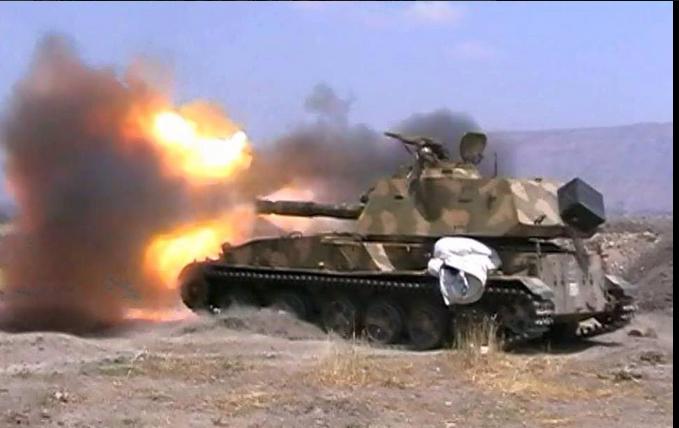 Сирија војска Хомс