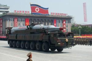 Северна Кореја нуклеарна програма
